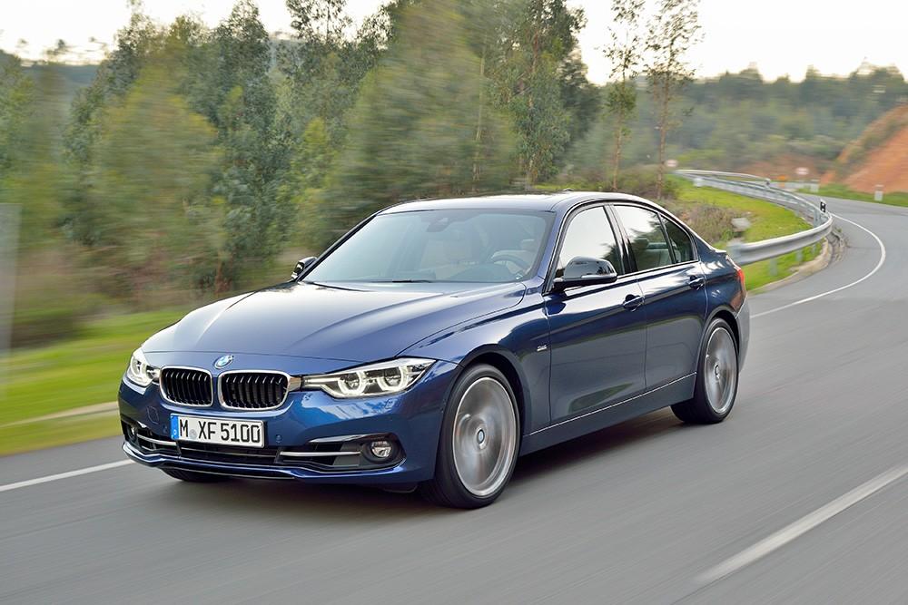BMW 340i Sedan Sport Line