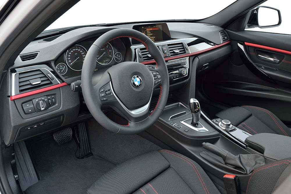 BMW 320d Touring EfficientDynamics Edition Sport Line