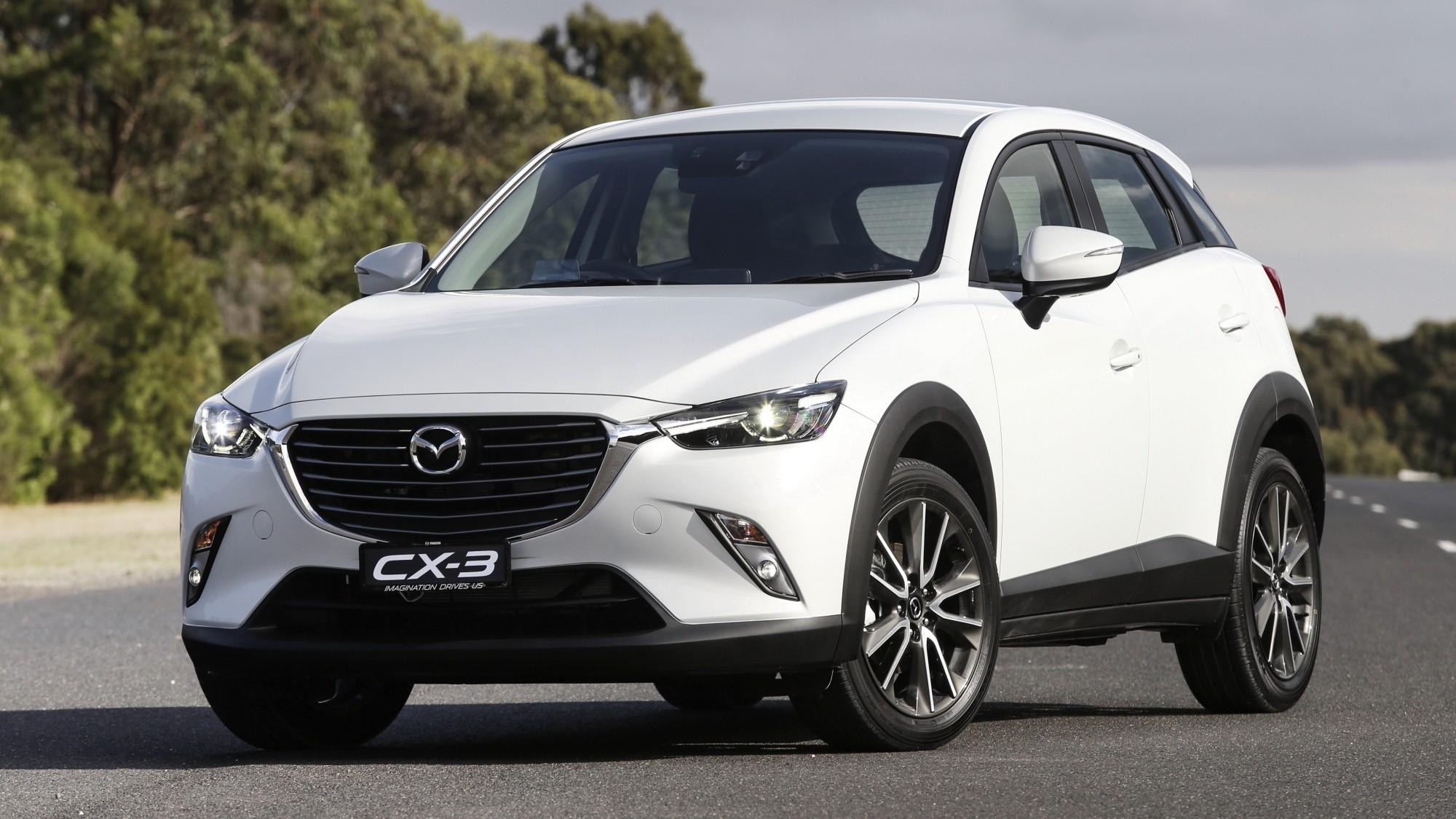 Mazda công bố tính năng và các thông số kỹ thuật của  CX-3 2016