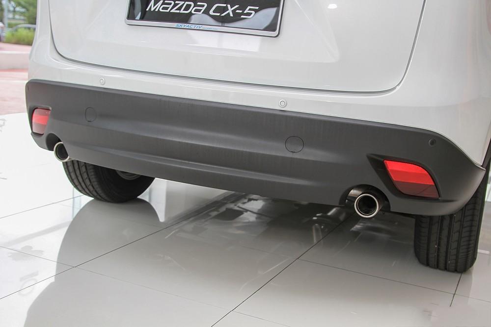 Mazda CX-5 facelift 2015