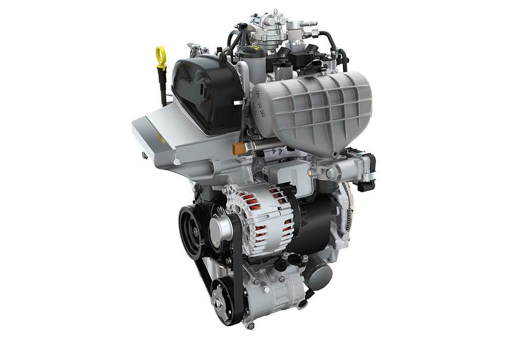 Động cơ EA211 TSI 3 xy-lanh 1.0L