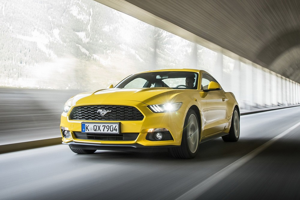 Ford Mustang S550 Fastback