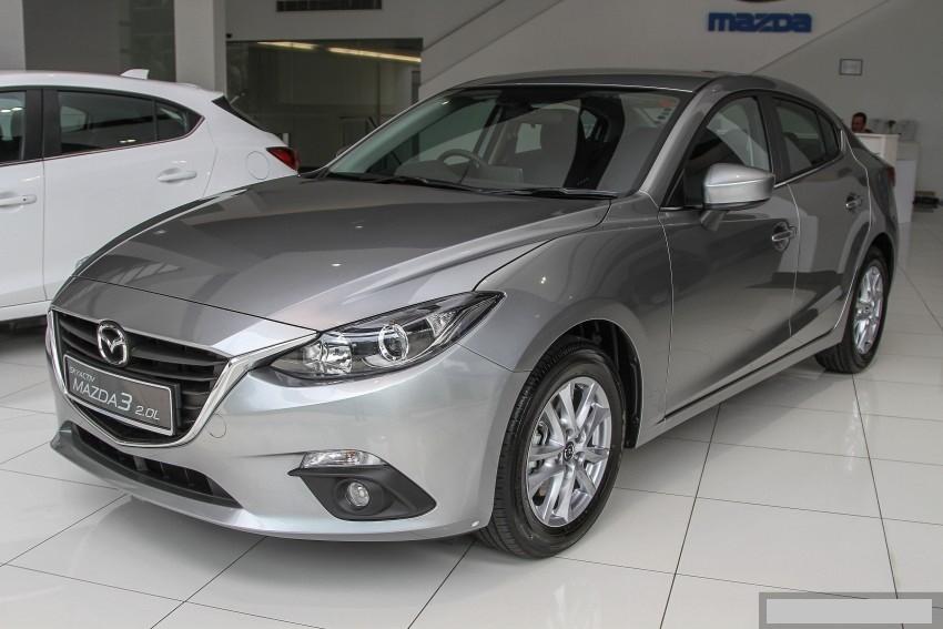 Mazda 3 CKD Sedan GL