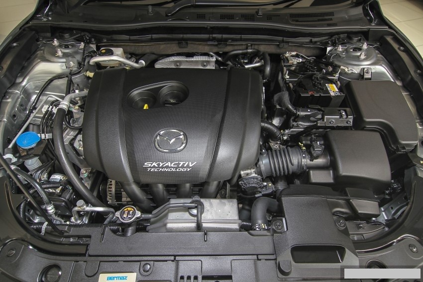 Mazda 3 CKD