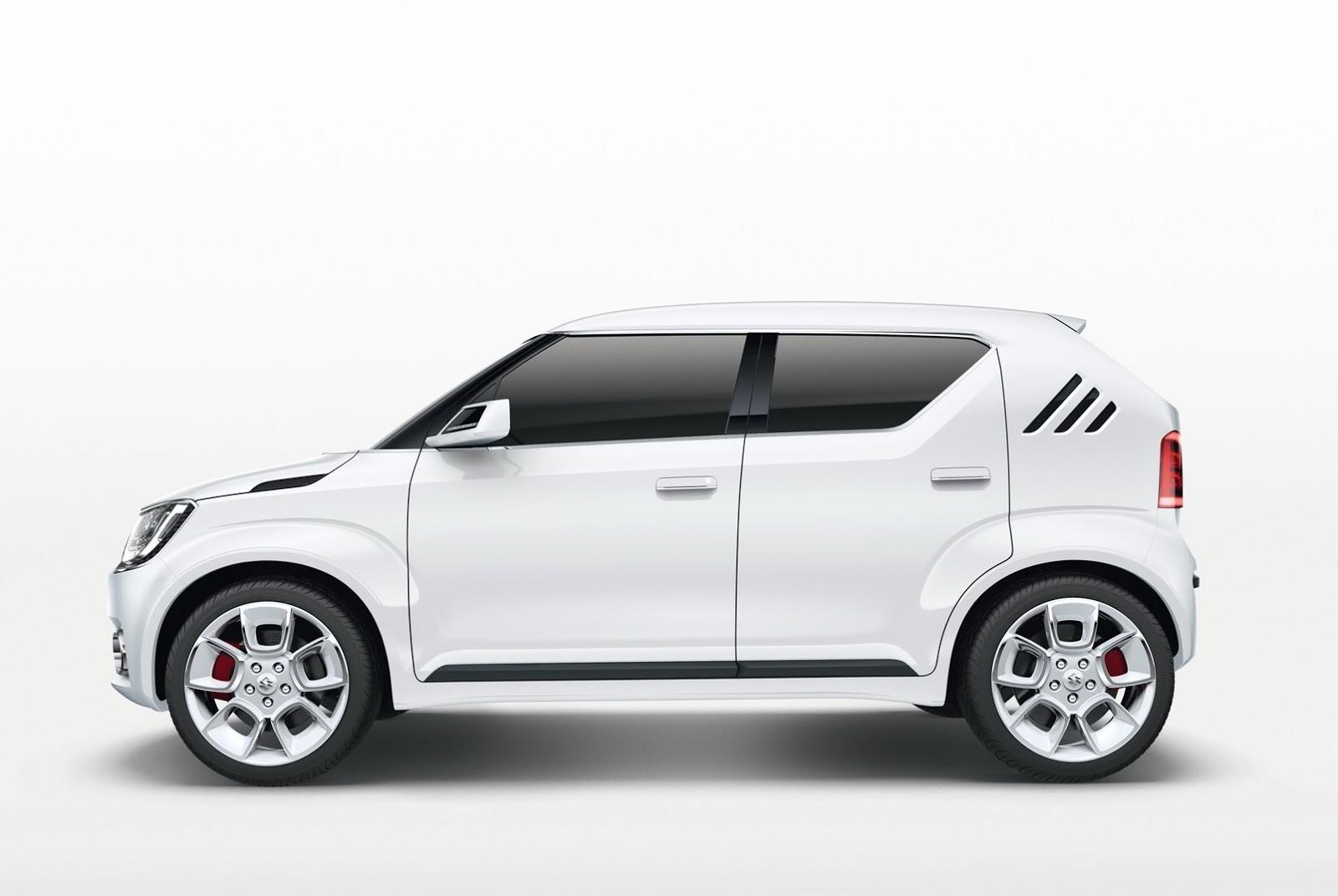 Suzuki i-M4 mini Crossover