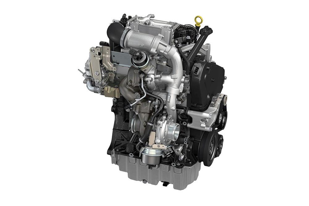 Động cơ TDI 4V 2.0L