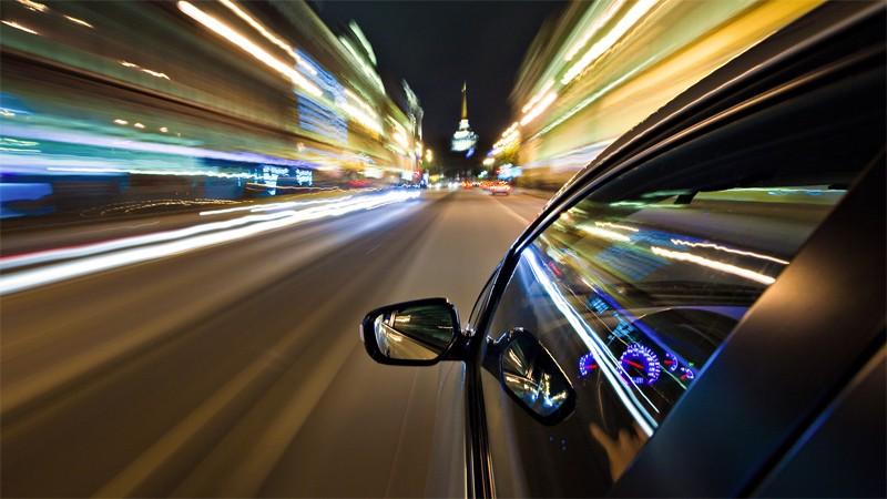 kinh nghiệm lái xe ô tô ban đêm