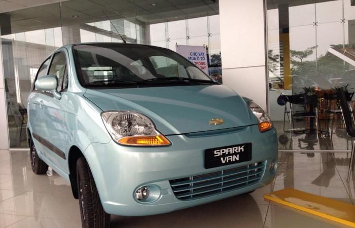 Xe Van - sự lựa chọn kinh tế cho người muốn sở hữu ô tô