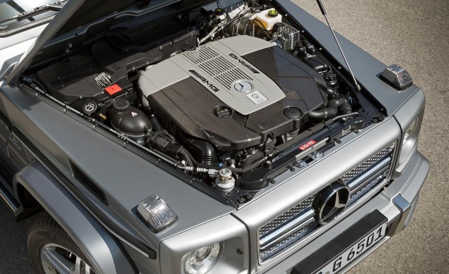Mercedes-Benz G-Class 2016