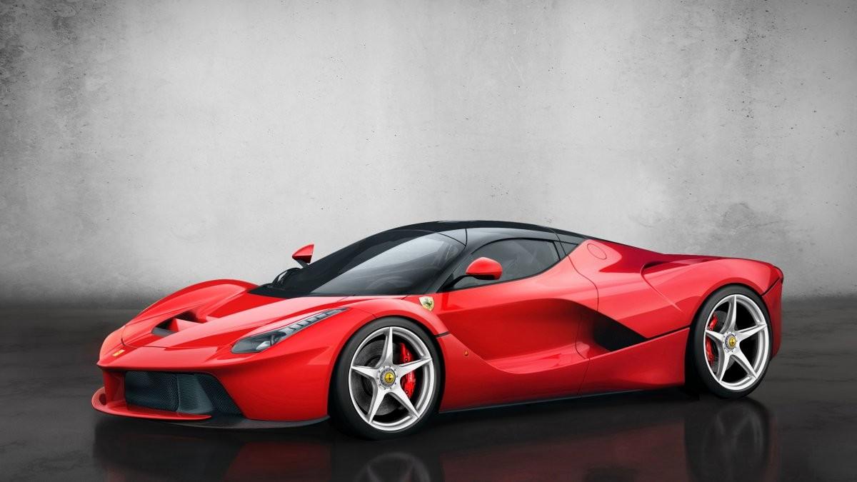 Hình ảnh ô tô đẹp nhất thế giới Ferrari LaFerrari