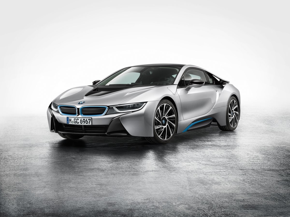 Hình ảnh ô tô đẹp nhất thế giới BMW i8