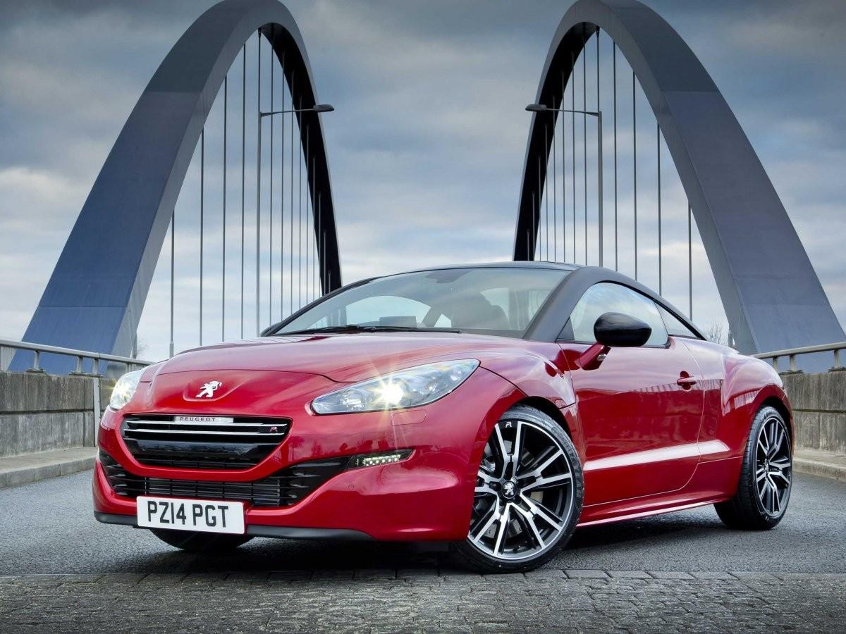 Hình ảnh ô tô đẹp nhất thế giới Peugeot RCZ