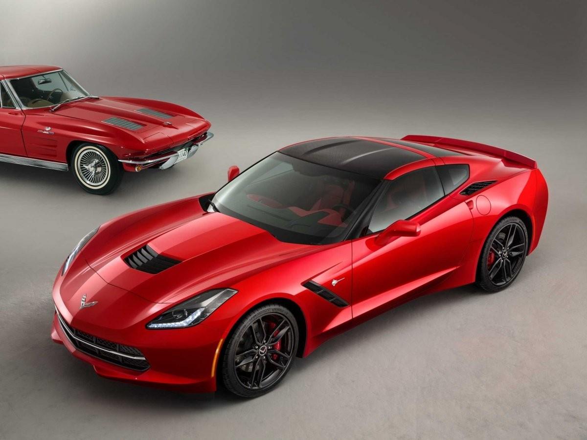 Hình ảnh ô tô đẹp nhất thế giới Chevrolet Corvette Stingray