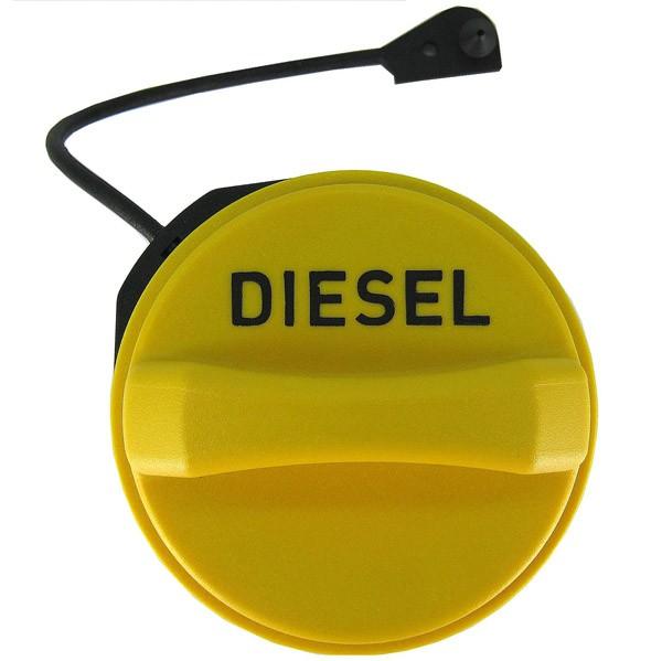 Lưu ý khi sử dụng và bảo dưỡng xe ô tô - ghi chú rõ dầu diesel