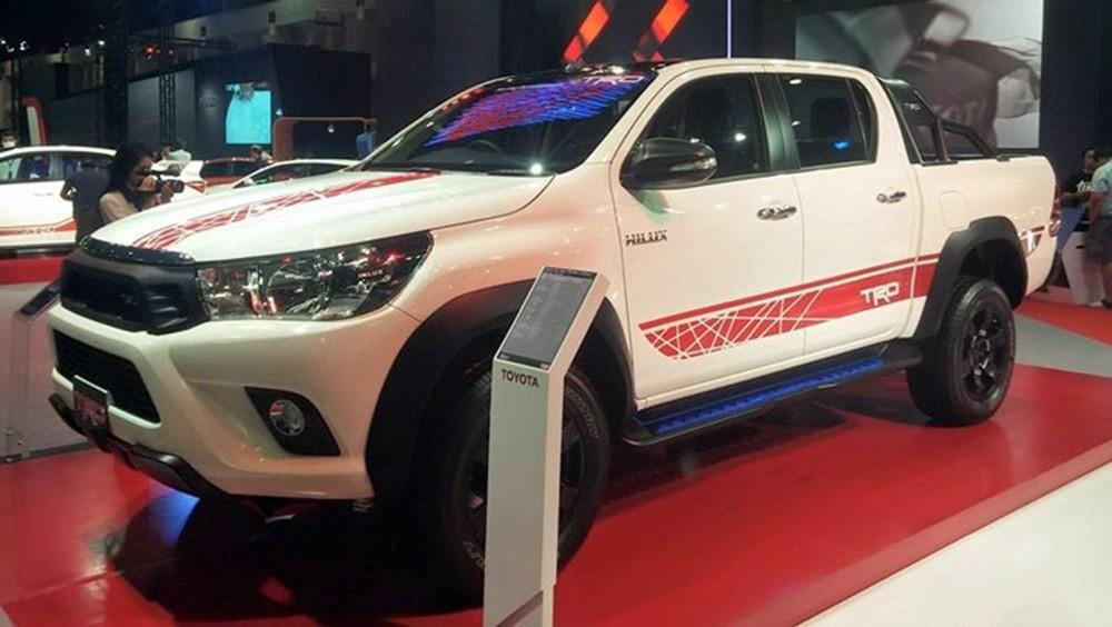 Toyota Hilux TRD 2015