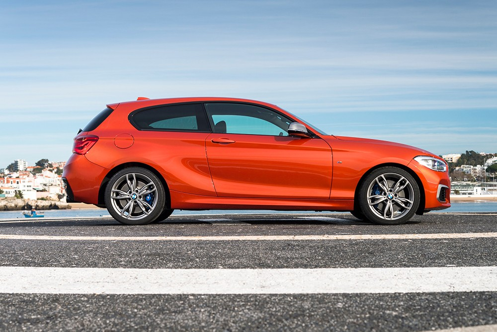 BMW 1-Series facelift 2015