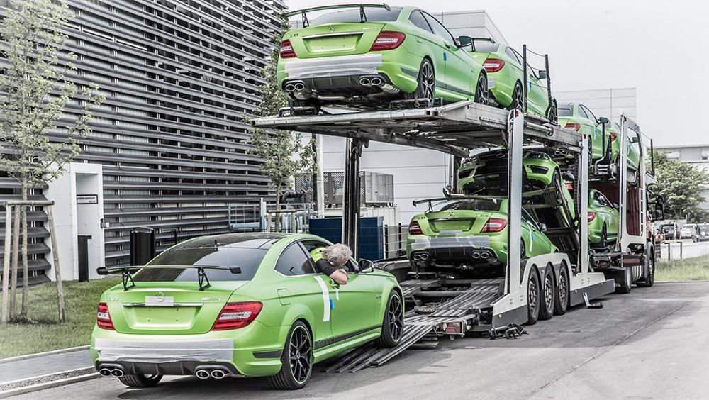 Mercedes-Benz C63 AMG Legacy Edition