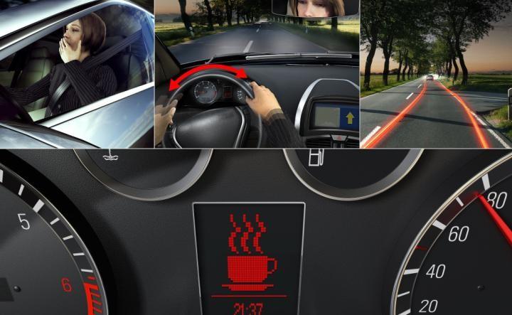Hệ thống bám làn đường nhằm cảnh báo ngủ gật của Bosch