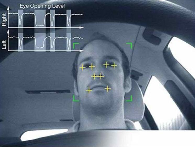 Hệ thống phát hiện và cảnh báo ngủ gật cho lái xe nhờ nhận diện khuôn mặt