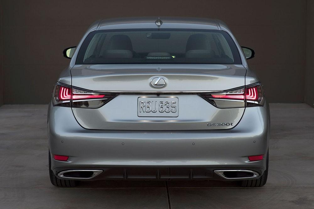 Lexus GS facelift 2016