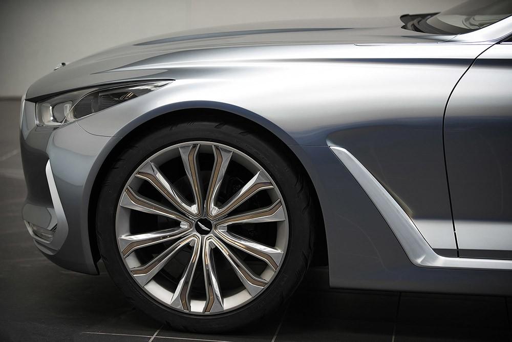 Hyundai Vision G Coupe Concept