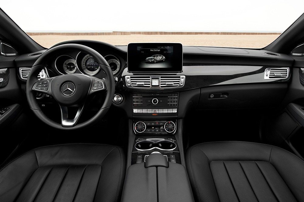 Mercedes-Benz CLS400 4Matic 2015