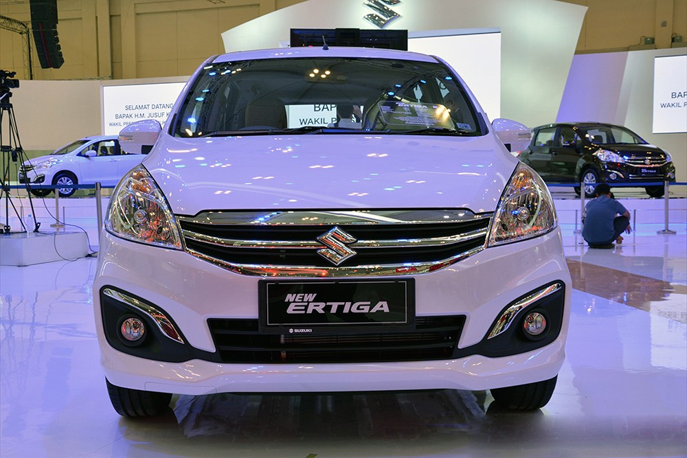 Suzuki Ertiga 2015 facelift