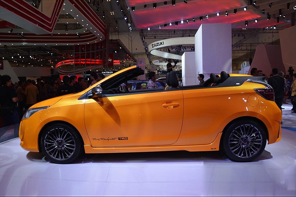 Toyota Yaris Legian concept