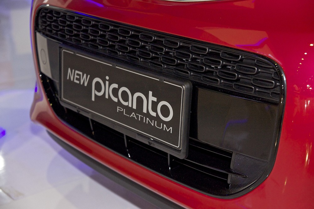 KIA Picanto 2015 facelift