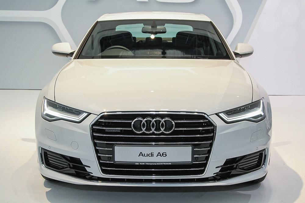 Audi A6 2015 facelift