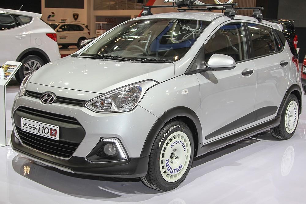 Hyundai Grand i10 X