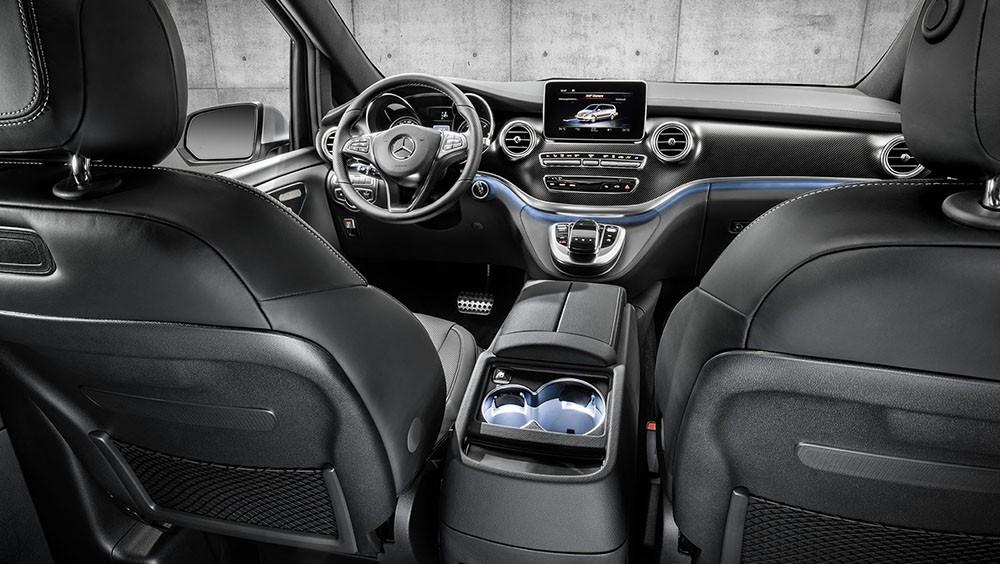Mercedes-Benz V-Class AMG Line