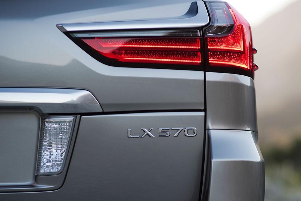 Lexus LX570 2016
