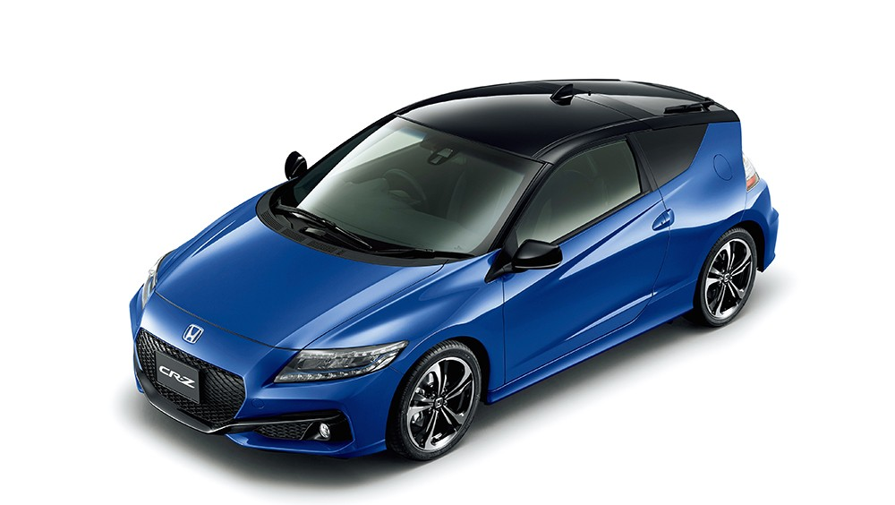 Honda CR-Z 2015 facelift