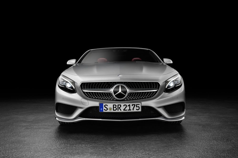 Mercedes-Benz S-Class 2017 Cabriolet