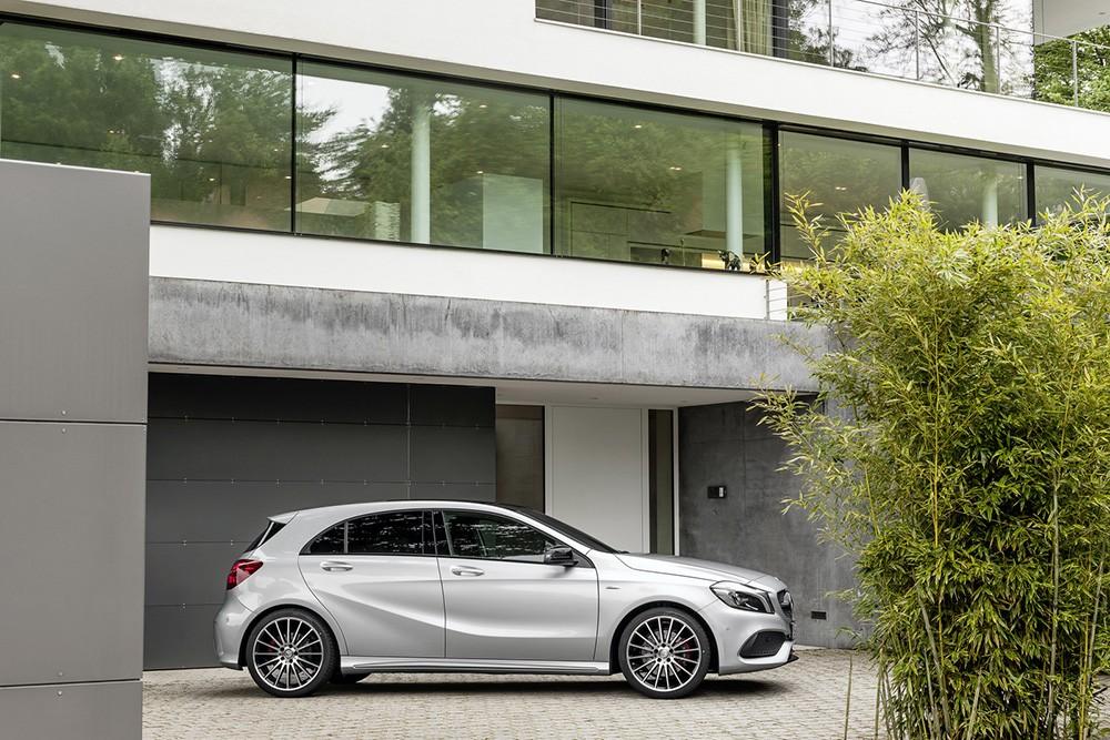 Mercedes-Benz A-Class 2016 facelift