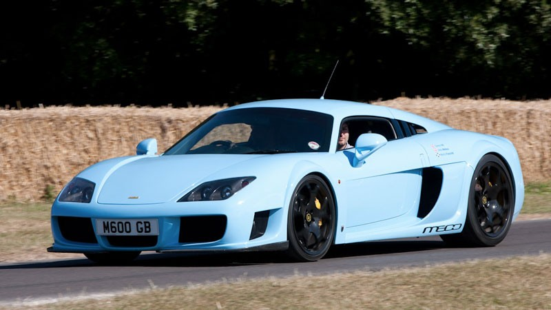Siêu xe chạy nhanh nhất thế giới