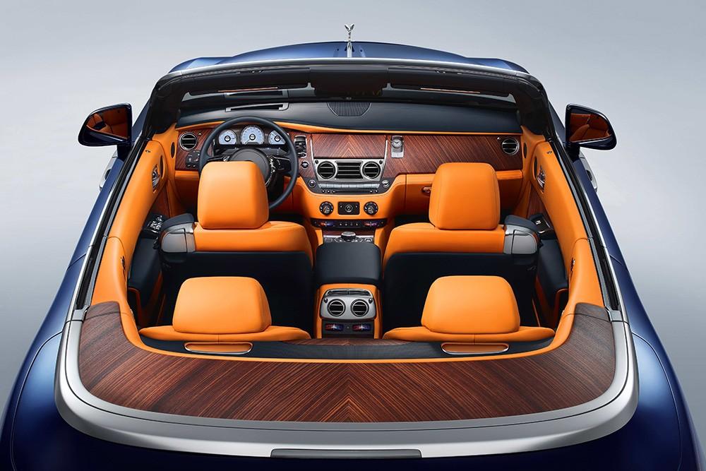 Rolls-Royce Dawn 2017