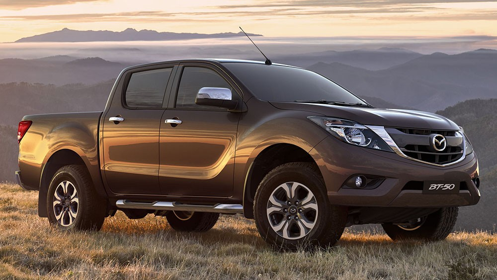 Mazda BT-50 facelift