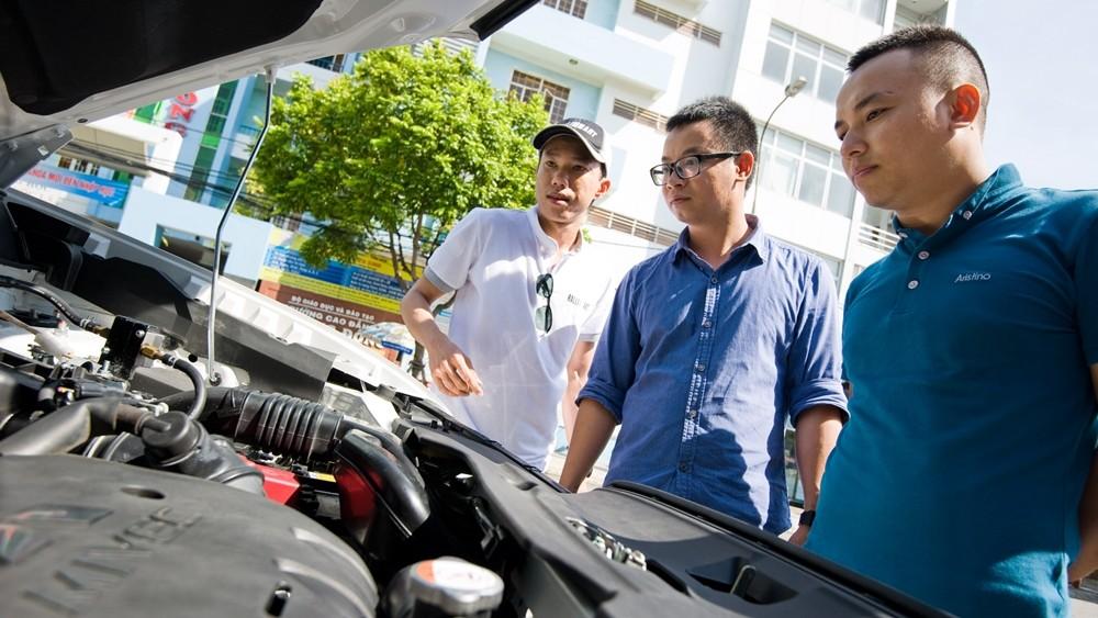 Ấn tượng mức tiêu hao nhiên liệu của Mitsubishi Outlander Sport