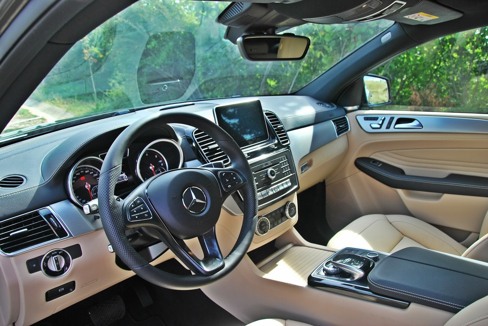 Mercedes-Benz GLE 350d Coupe