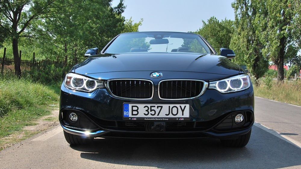 BMW 428i Cabriolet