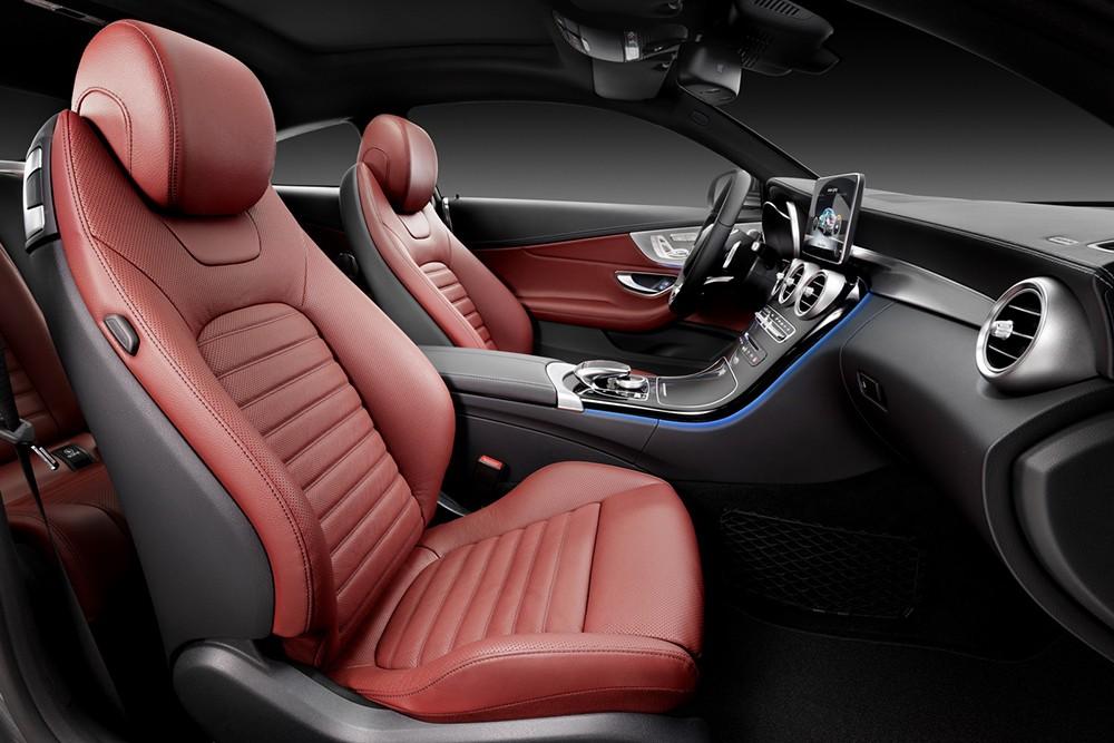 Mercedes-Benz C-Class Coupe
