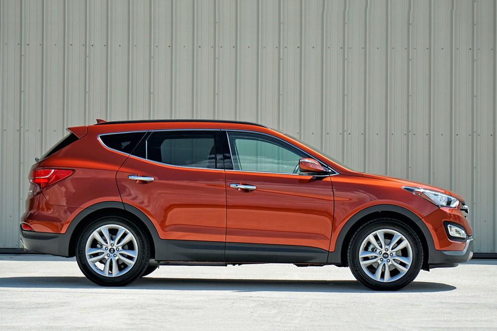 Hyundai SantaFe Sport