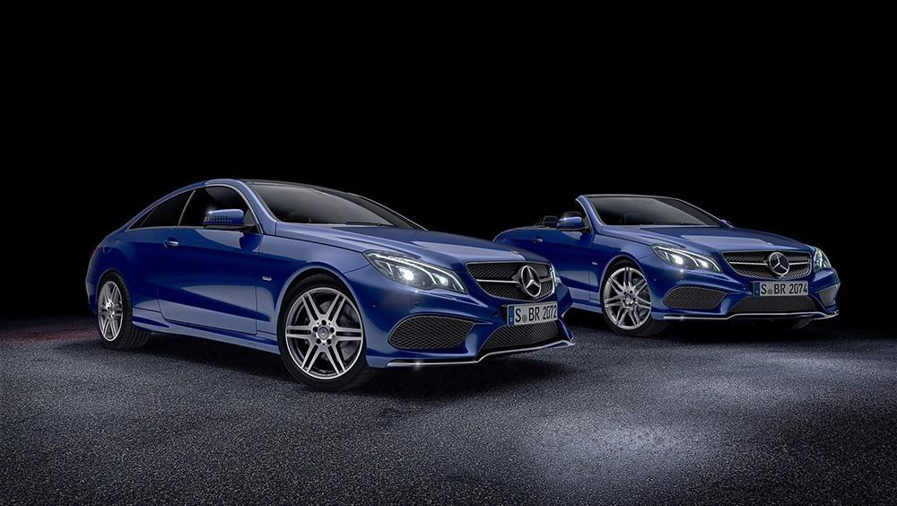 Mercedes-Benz E-Class V8 Edition