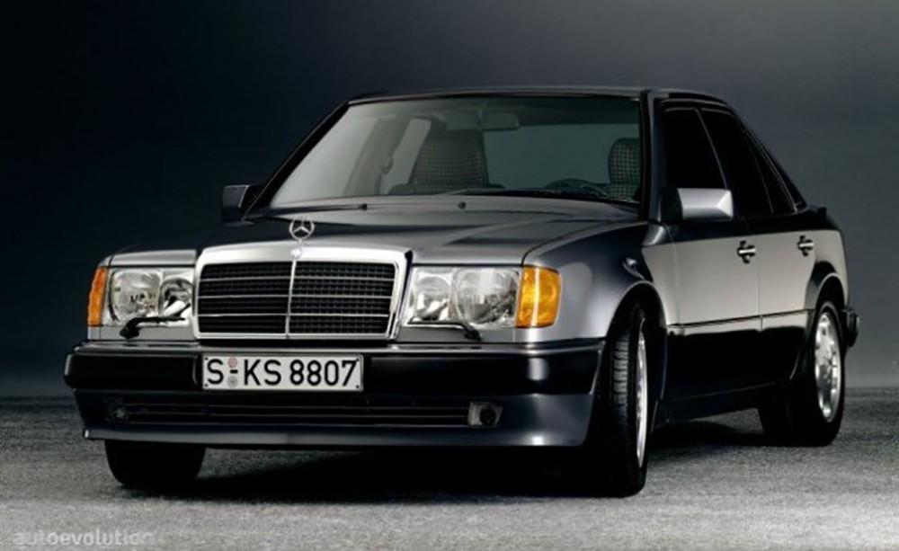 Mercedes-Benz 500E 1991-1994