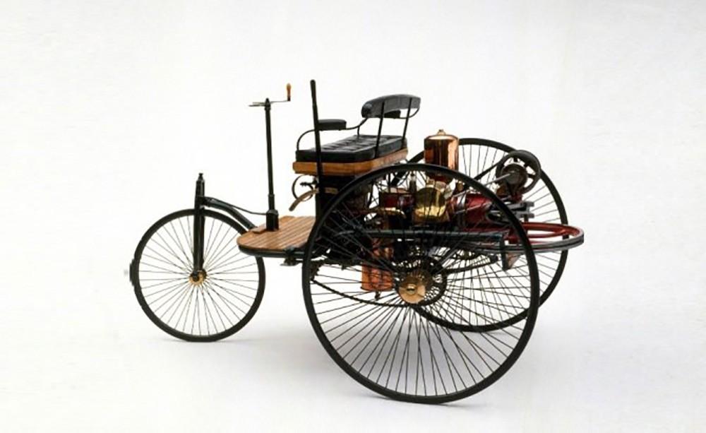 Mercedes-Benz Benz Patent-Motorwagen 1886