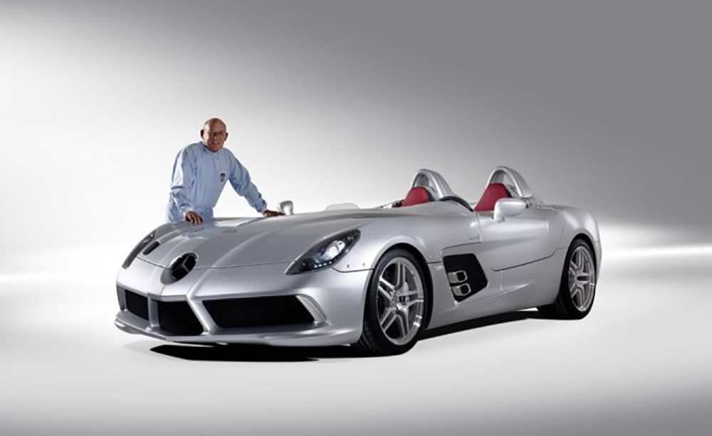 Mercedes-Benz SLR McLaren Stirling Moss 2009