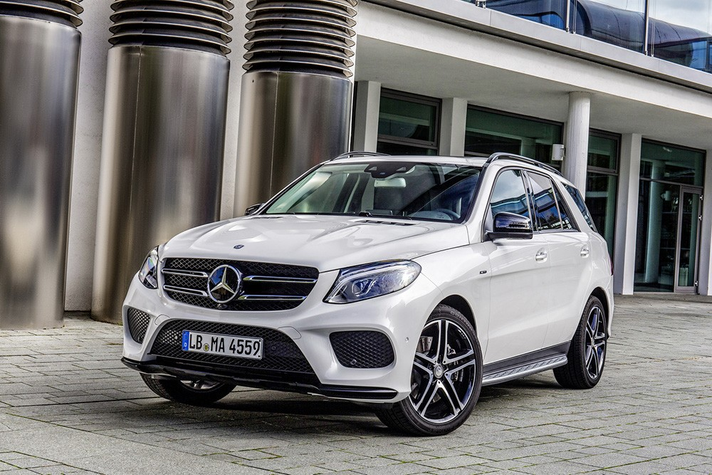 Mercedes-AMG GLE 450 4Matic