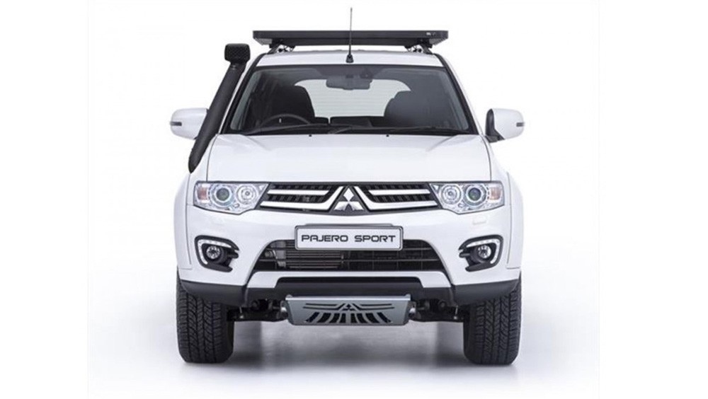 Mitsubishi Pajero Sport Shogun Edition